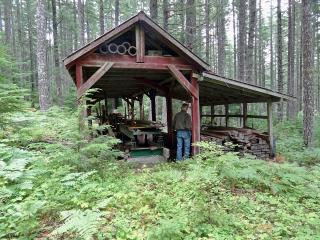 Mill at Glenn Richie's Skamania County Tree Farm