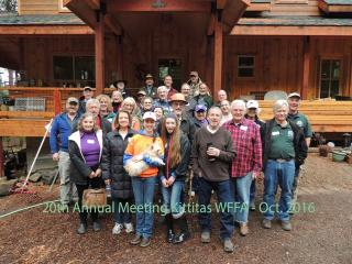 20th Annual Meeting -Kittitas Chapter