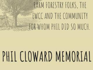 Phil Cloward Memorial